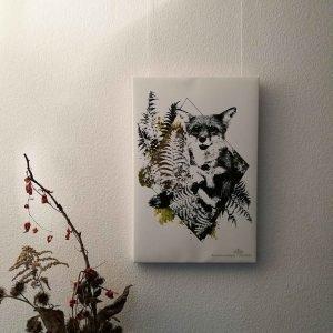 Limited Edition Fine Art Canvas Print